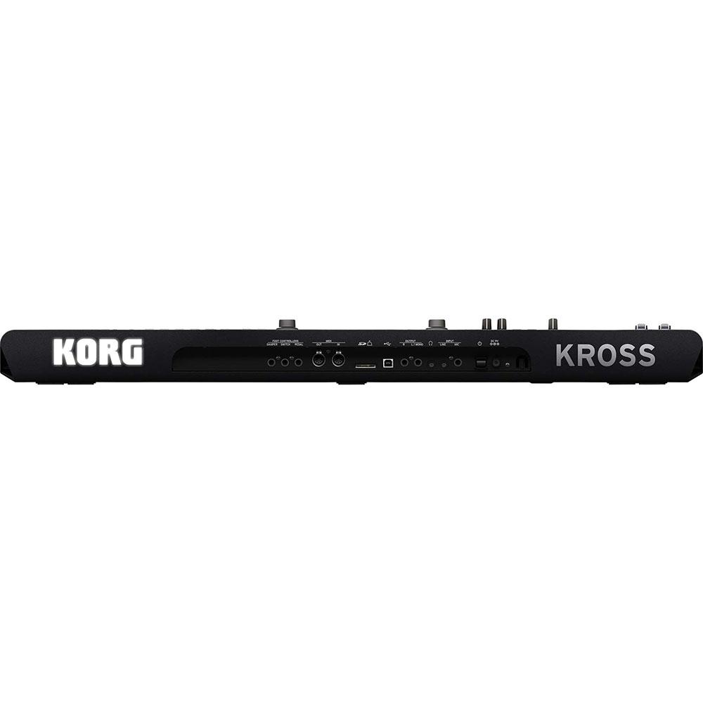 KORG KROSS 2-61-MB(Super Matte Black)シンセサイザー【コルグ】