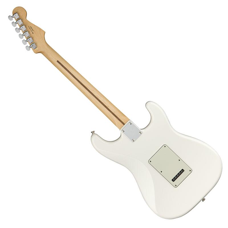 Fender Player Stratocaster Left-Handed Polar White 【フェンダーストラトキャスターレフトハンド】【正規輸入品】