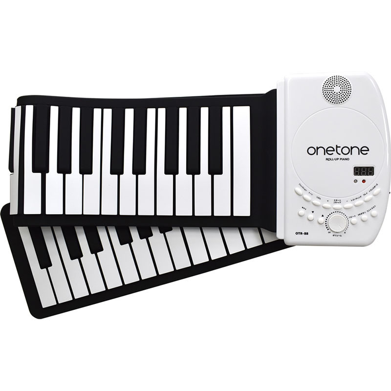 ONETONE OTR-88 ロールアップピアノ88鍵盤【ワントーン】