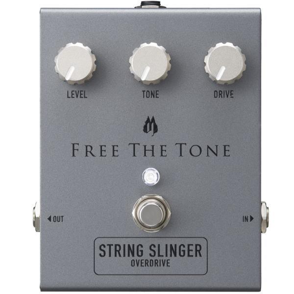 Free The Tone/STRING SLINGER SS-1V オーバードライブ【フリーザトーン】