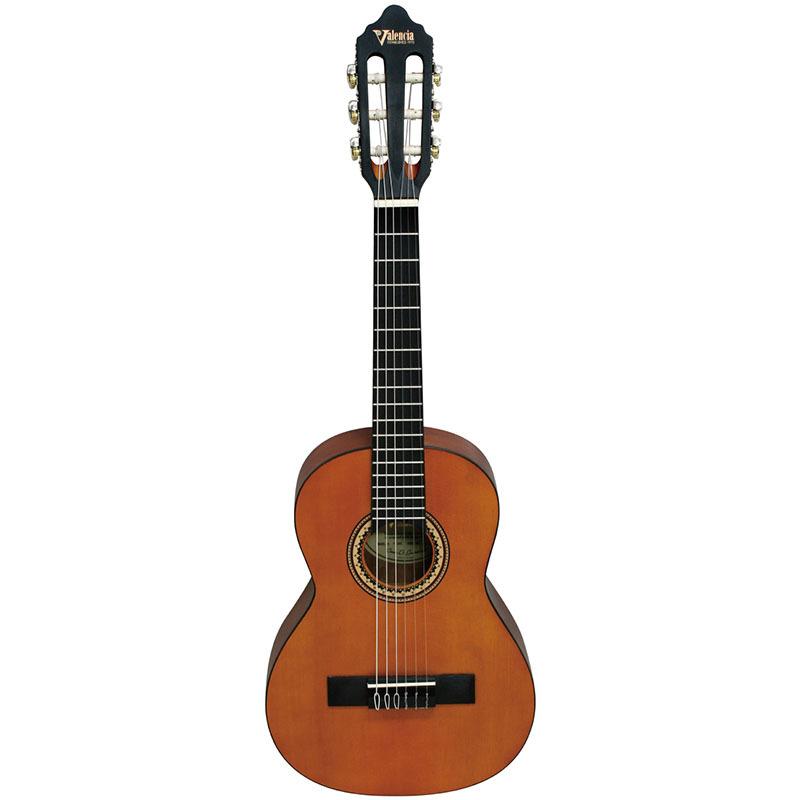 Valencia VC201 1/4 クラシックギター【バレンシア】