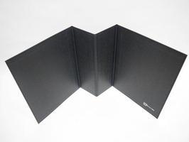 FIRST SOUND 折りたたみ譜面カバー TKBK01 STD黒