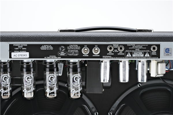 Fender/フルチューブ コンボアンプ '65 Twin Reverb【フェンダー】