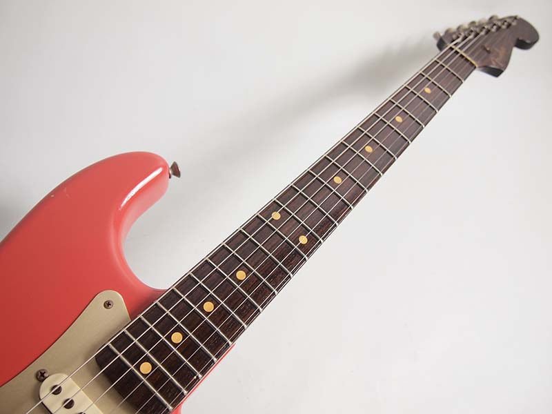 Fender Custom Shop/Limited Edition '50s Stratocaster Rosewood Neck Journeyman Relic Faded Fiesta Red【フェンダー】