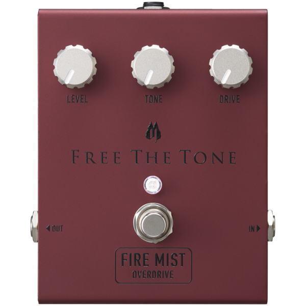Free The Tone/FIRE MIST FM-1V オーバードライブ【フリーザトーン】
