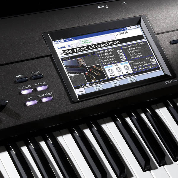 KORG KROME-61 EX シンセサイザー 61鍵盤【コルグ】