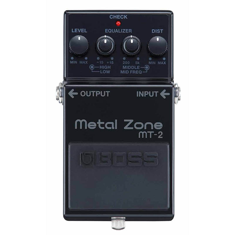 BOSS Metal Zone MT-2-3A メタル・ゾーン【ボス30周年記念限定カラー】
