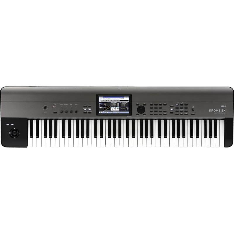 KORG KROME-73 EX シンセサイザー 73鍵盤【コルグ】