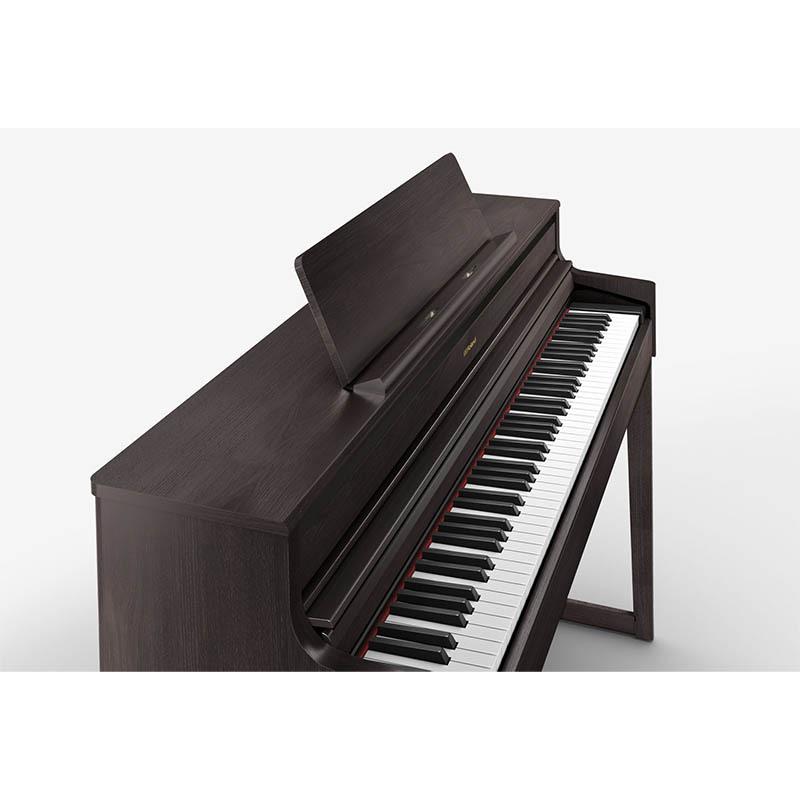 Roland/デジタルピアノ HP704-DRS(ダークローズウッド調仕上げ)【ローランド】【電子ピアノ】【沖縄・離島発送不可】 【代引き不可】