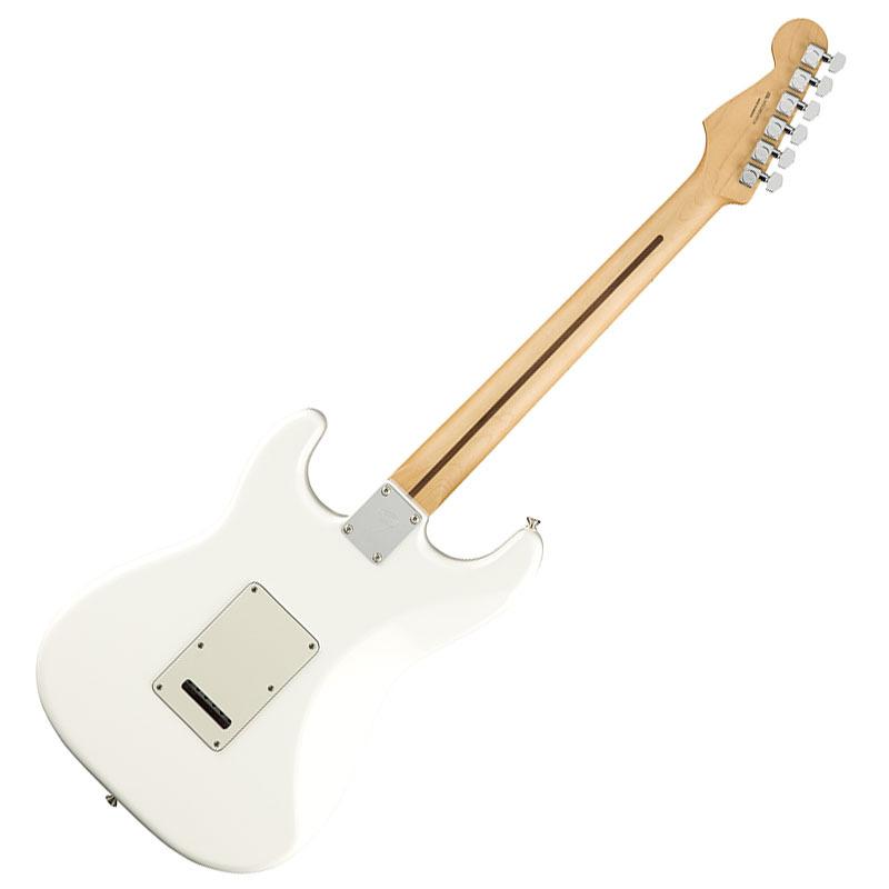 Fender Player Stratocaster HSS Polar White 【フェンダーストラトキャスター】【正規輸入品】
