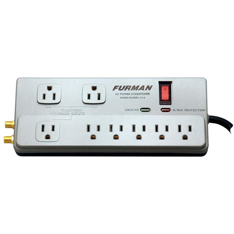 Furman/パワー・ディストリビューターPST-2+6【ファーマン】