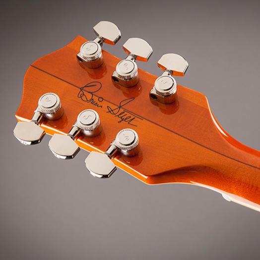 GRETSCH/G6120SSLVO Brian Setzer Nashville / Vintage Orange Lacquer ブライアンセッツァー シグネチャー 【グレッチ】