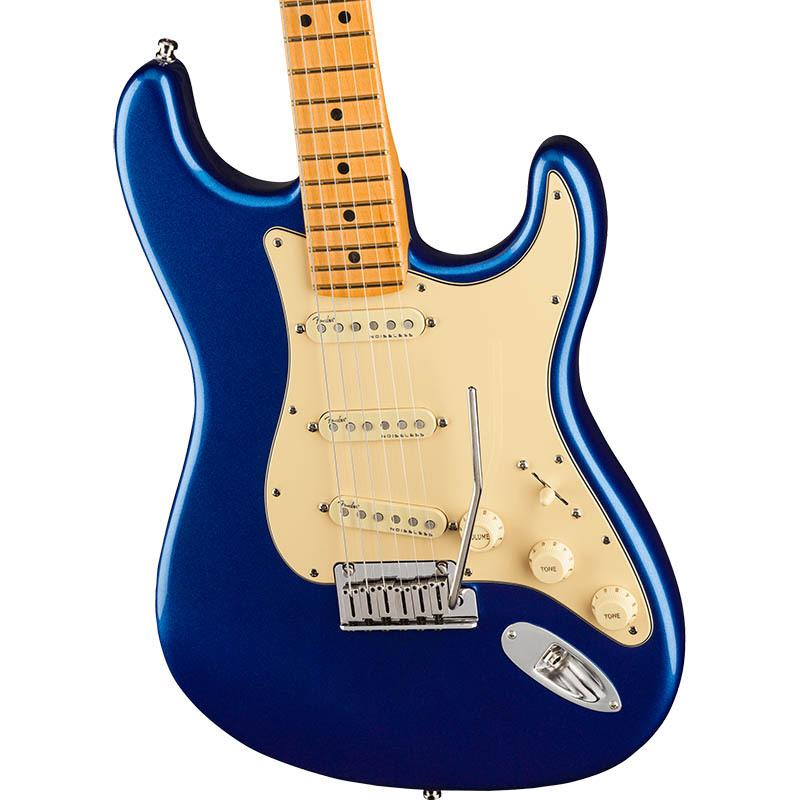 Fender American Ultra Stratocaster, Maple Fingerboard, Cobra Blue【フェンダーUSAストラトキャスター】