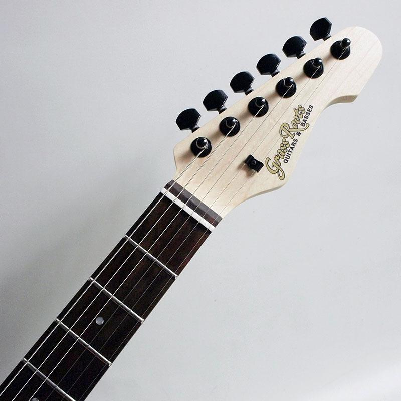 GrassRoots G-SN-45DX BKS Black Satin エレキギター【グラスルーツ】