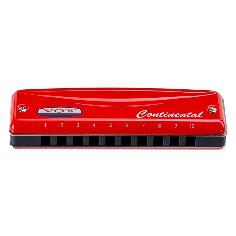 VOX Continental Type 2 Harmonica 10ホール・ハーモニカ【ヴォックス】