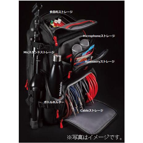 Daddario PW-BLGTP-01 Backline Gear Transport Pack バックパック【ダダリオ】