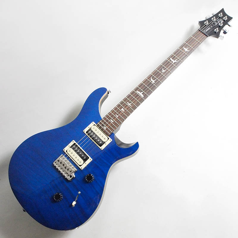 (P) PRS/SE Custom 24 Blue Mateo(BT)【Paul Reed Smith Guitar/ポールリードスミス】