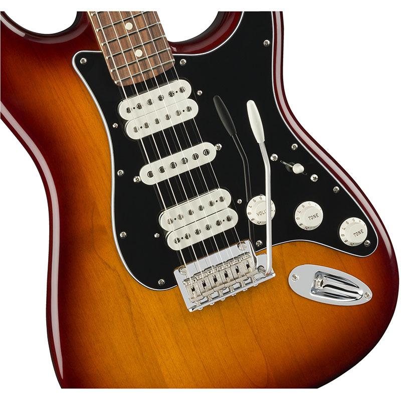 Fender Player Stratocaster HSH Tobacco Burst Pau Ferro Fingerboard 【フェンダーストラトキャスター】【正規輸入品】