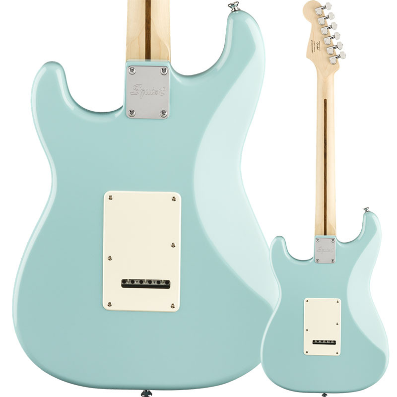 Squier by Fender Bullet Strat with Tremolo Tropical Turquoise【スクワイア フェンダーストラトキャスター】