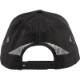 Fender Silver Logo Snapback Hat  キャップ【フェンダー】