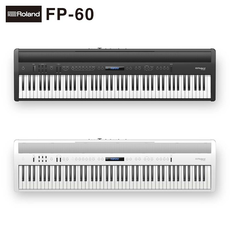Roland/デジタルピアノ FP-60【ローランド】【沖縄・離島発送不可】 【代引き不可】