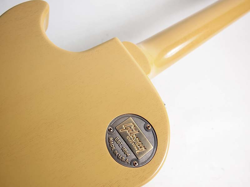Gibson Custom Shop 1960 Les Paul Special Single Cutaway VOS TV Yellow【Weight3.42kg】【2016ギブソン】