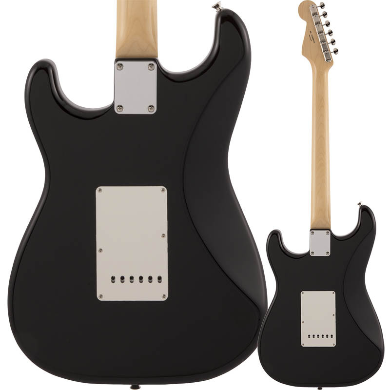 Fender Made in Japan Traditional 60s Stratocaster, Rosewood Fingerboard, Black【フェンダージャパンストラトキャスター】