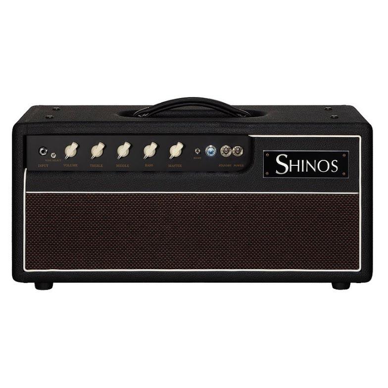 SHINOS AMP/Luck 6V HEAD SHI-LUCK6V/H フルチューブギターアンプヘッド【受注生産品】