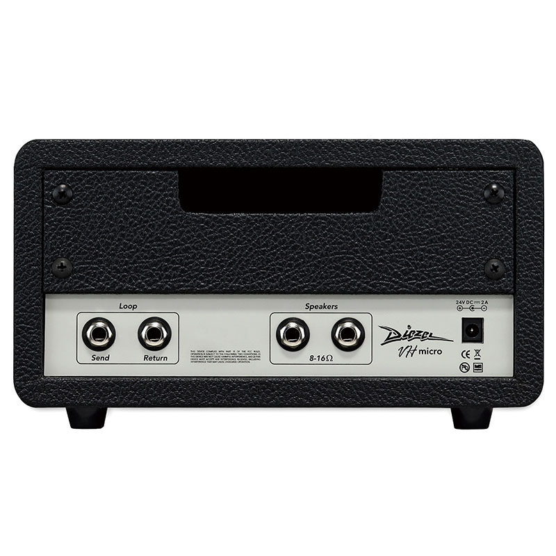 Diezel VH micro 30W Solid State Guitar Amp ミニアンプヘッド 【ディーゼル】