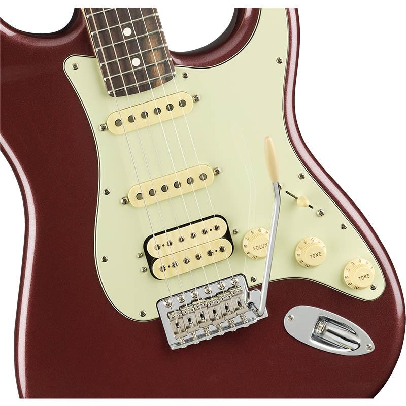 Fender American Performer Stratocaster HSS Rosewood Fingerboard Aubergine【フェンダーUSAストラトキャスター】