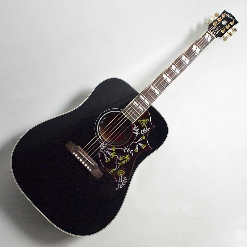 Gibson Monthly Limited Hummingbird Ebony w/VTC【S/N 10807050】【ギブソン】