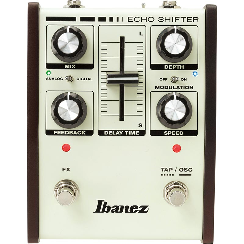 IBANEZ ES3 Echo Shifter ディレイ ギターエフェクター【アイバニーズ】