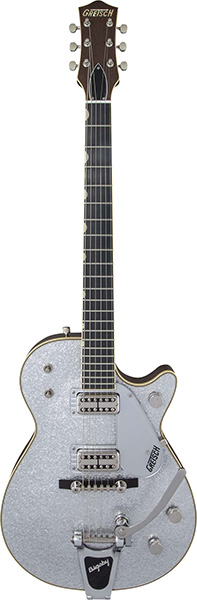 GRETSCH/G6129T-59 Vintage Select '59 Silver Jet【グレッチ】