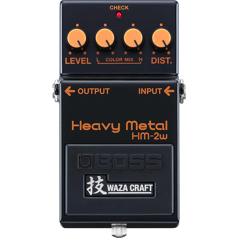 BOSS HM-2W 技 WAZA CRAFT Heavy Metal メタルゾーン ディストーション【ボス】