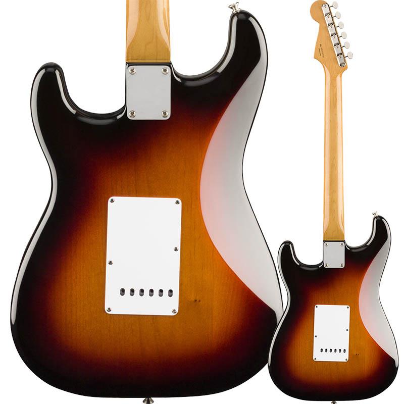 Fender Vintera '60s Stratocaster, Pau Ferro Fingerboard, 3-Color Sunburst【フェンダーMEXストラトキャスター】