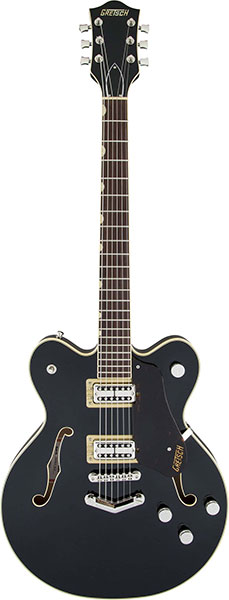 GRETSCH/G6609 Players Edition Broadkaster® Center Block Double-Cut Black【グレッチ】