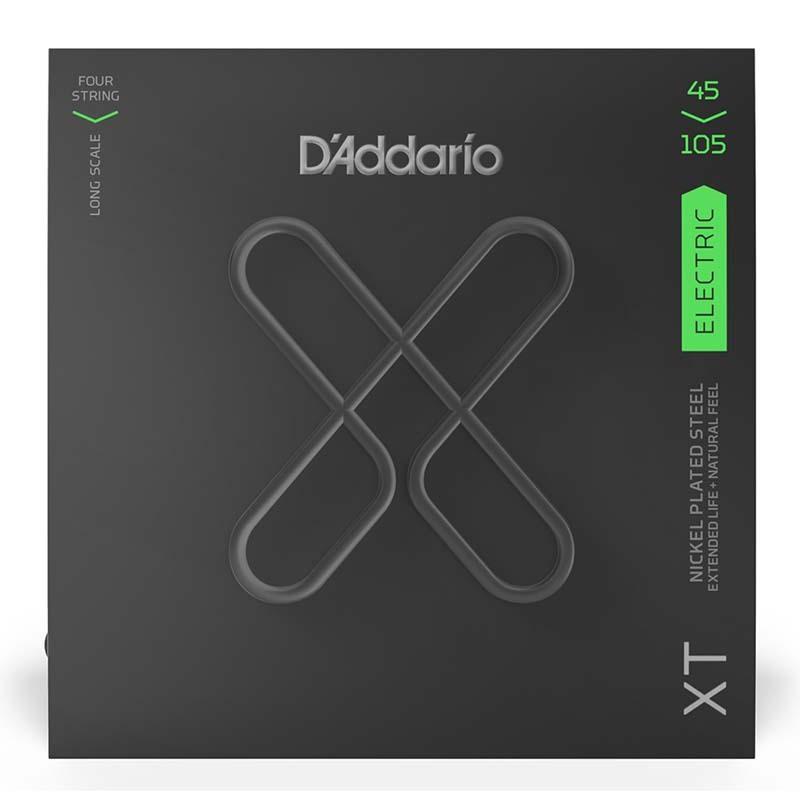 Daddario/ベース弦 XTB 【Bass XT Nickel 】【ダダリオ】