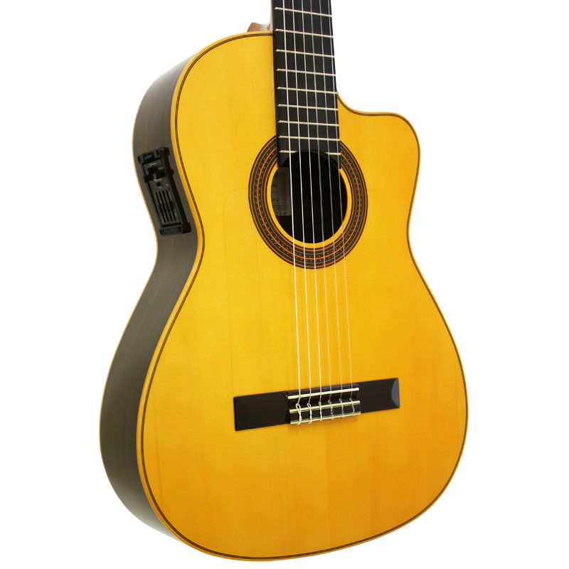 Felipe Conde/Flamenco Guitar フラメンコギター FP14NCW Electric Model【フェリペ・コンデ・Made in SPAIN】