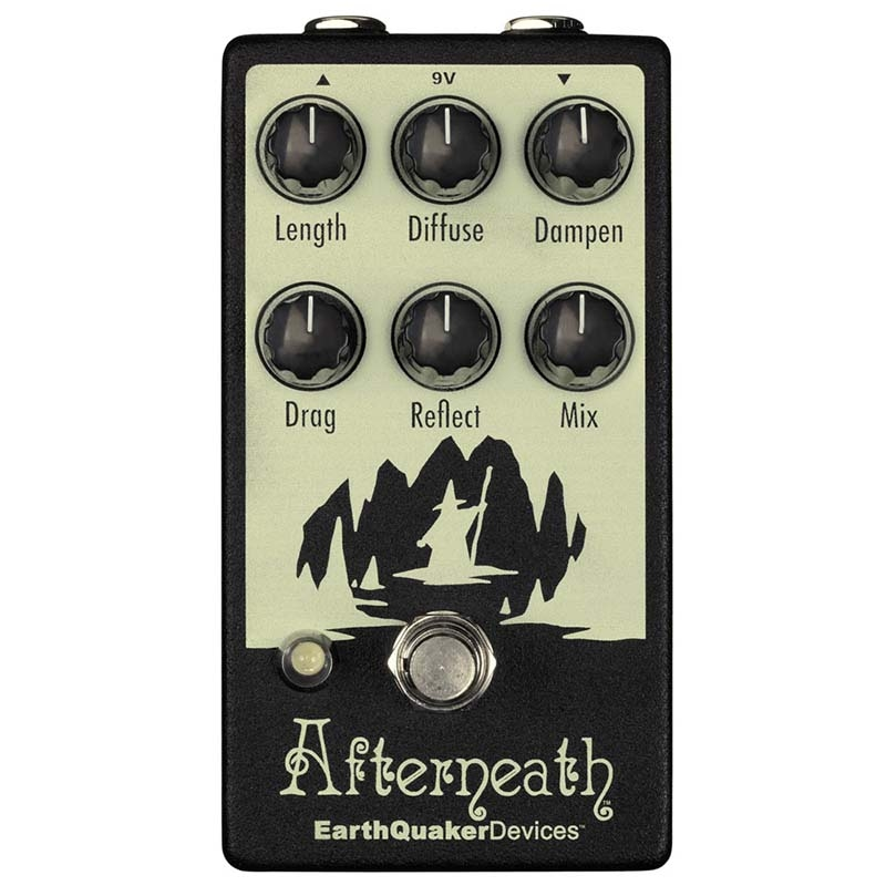 Earthquaker Devices Afterneath Otherworldly Reverb アンビエント リバーブ 【アースクエイカーデバイセス】