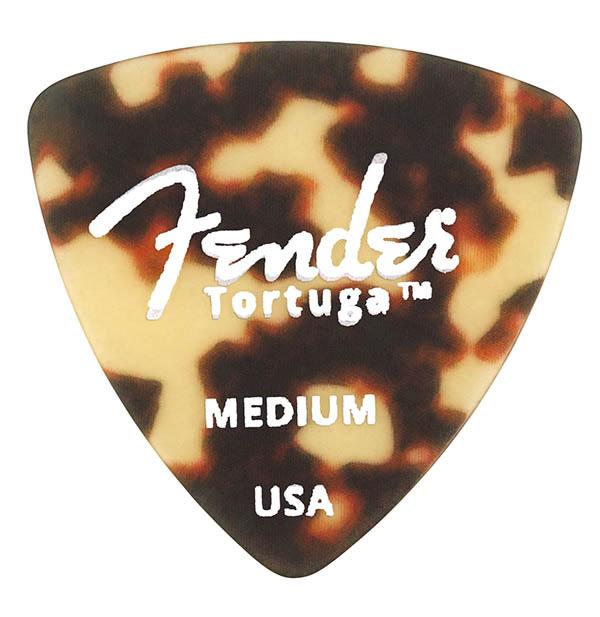 Fender/ピック 346 Shape Tortuga Picks 6Pack【フェンダー】
