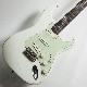 Fender Custom Shop 1960 RELIC® STRATOCASTER® Aged Olympic White #CZ530926【フェンダーカスタムショップ】