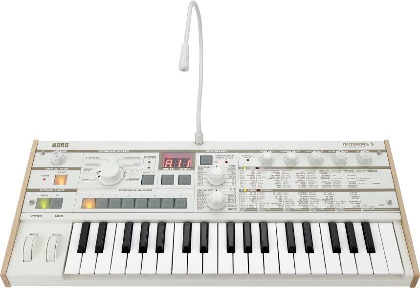 KORG/MICROKORG S MK-1S シンセサイザー キーボード ボコーダー【コルグ】