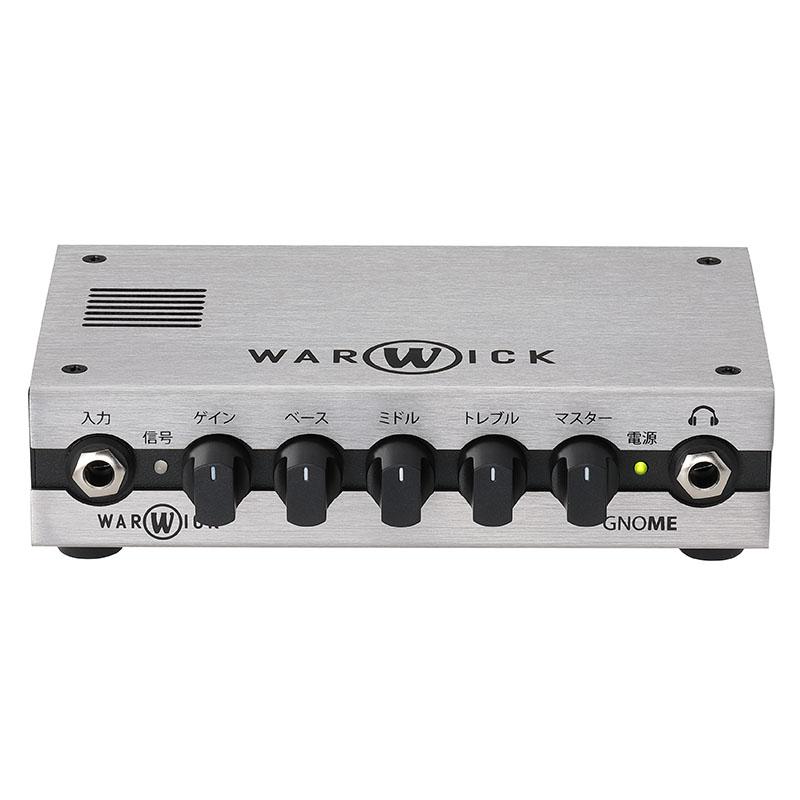 Warwick GNOME series Gnome 200W ベースヘッドアンプ【ワーウィック】