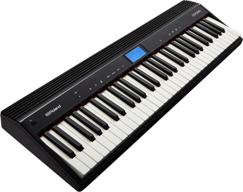 Roland/GO:PIANO エントリー・キーボード (GO-61P)【ローランド GO61P】