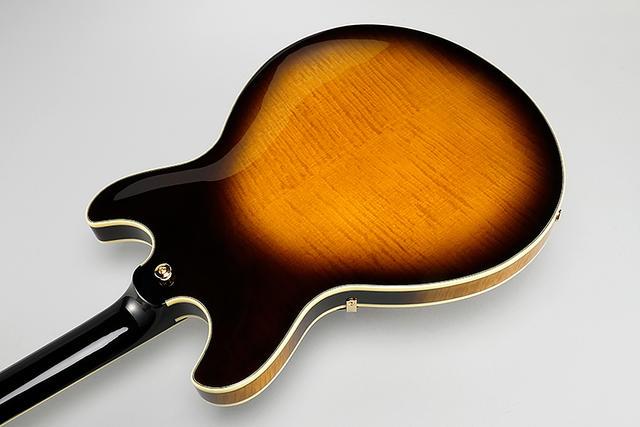 Ibanez/Prestige John Scofield JSM100-VT Vintage Sunburst【アイバニーズ】【送料無料】 【Ibanez・Made in Japan】