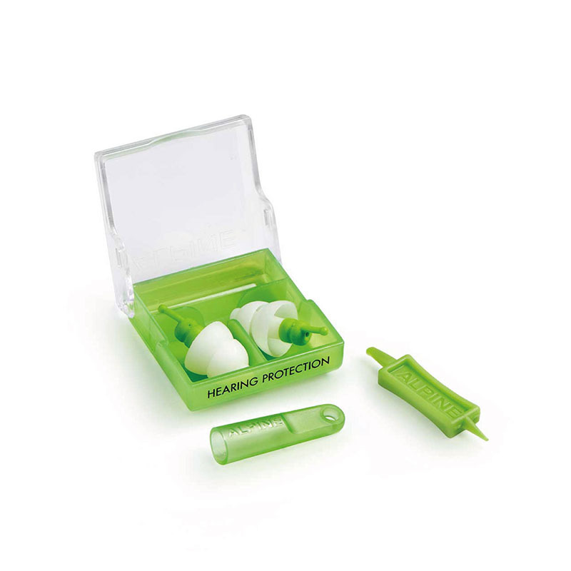 ALPINE HEARING PROTECTION Sleep Soft mini Grip イヤープラグ 耳栓 【アルパインヒアリングプロテクション】