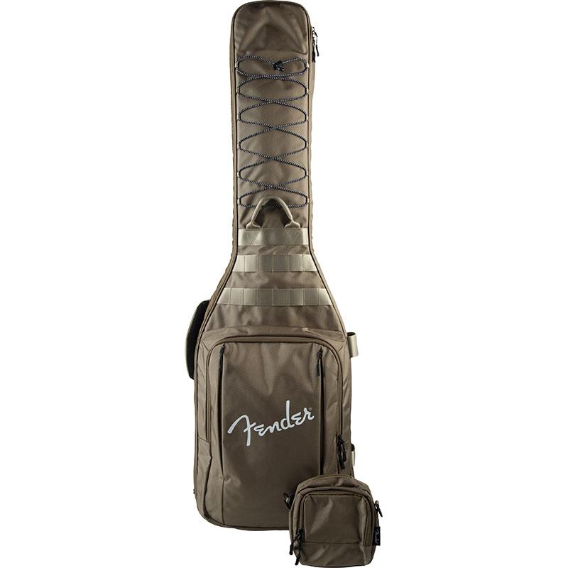 Fender Limited Edition Urban Gear Electric Bass Gig Bag, Coyote エレキベースギター用ギグバッグ【フェンダー】