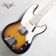 Fender Custom Shop Custom Built 1955 Precision Bass Closet Classic 2-Color Sunburst【 S/N CZ549738 4.17kg】