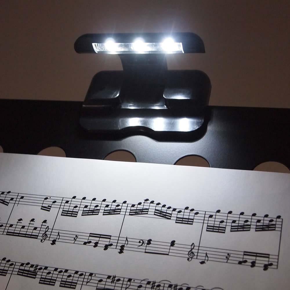 KC/譜面台用LEDライト KML-03【キョーリツ】