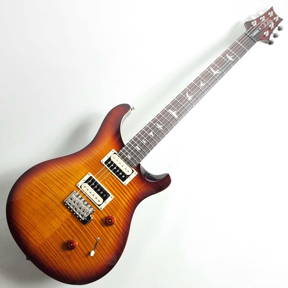 (P) PRS/SE Custom 24 Tobacco Sunburst (TS)【Paul Reed Smith Guitar/ポールリードスミス】
